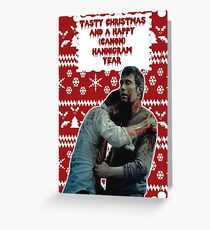 Tasty Christmas [Murder Husbands] Greeting Card