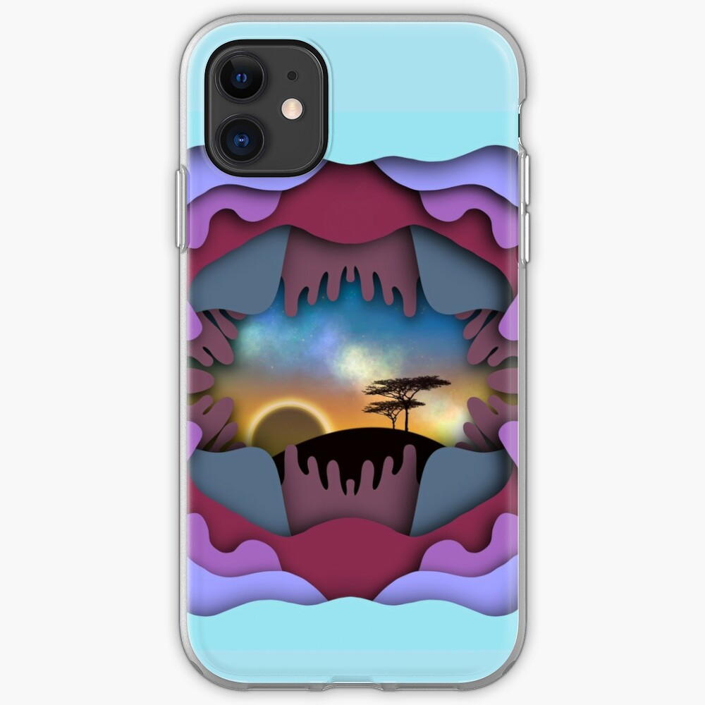 Window to another world iPhone Case & Cover