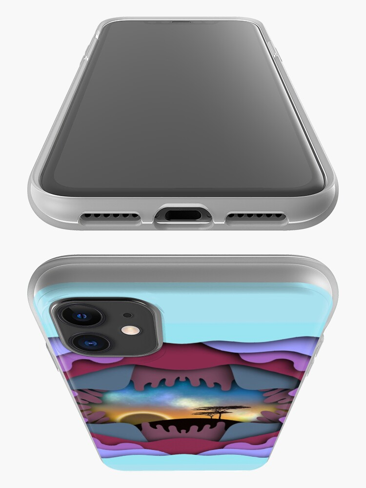 Alternate view of Window to another world iPhone Case & Cover