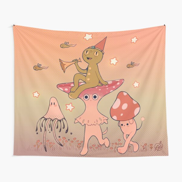 The Frog Prince Tapestry