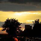 Awkward sunset by yellowAlien