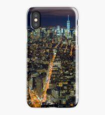 Downtown Manhattan iPhone Case/Skin