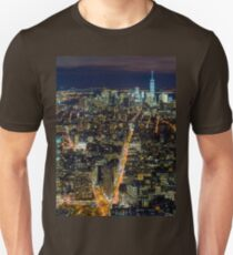 Downtown Manhattan Unisex T-Shirt