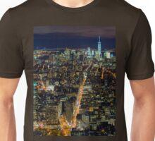 Downtown Manhattan Unisex T-Shirt