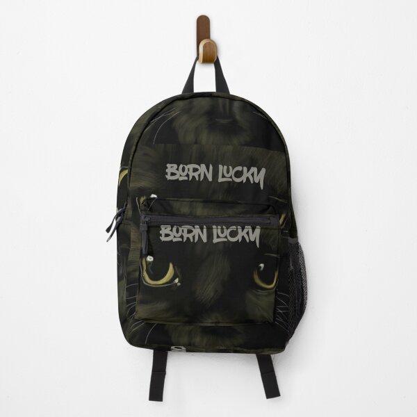 Born lucky Backpack