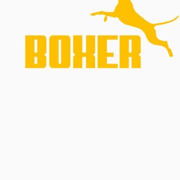 Boxer (yellow) by orono