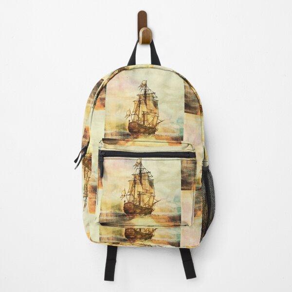 Sunset Sailing Backpack