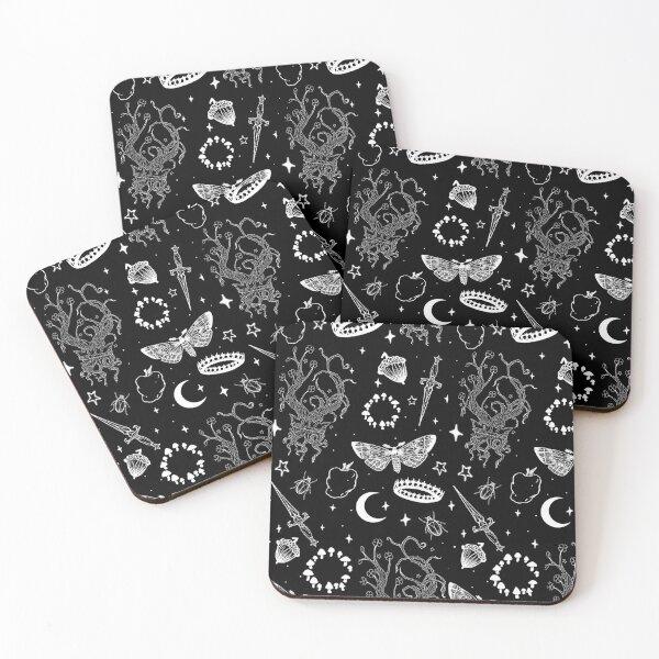 Faerie  Coasters (Set of 4)