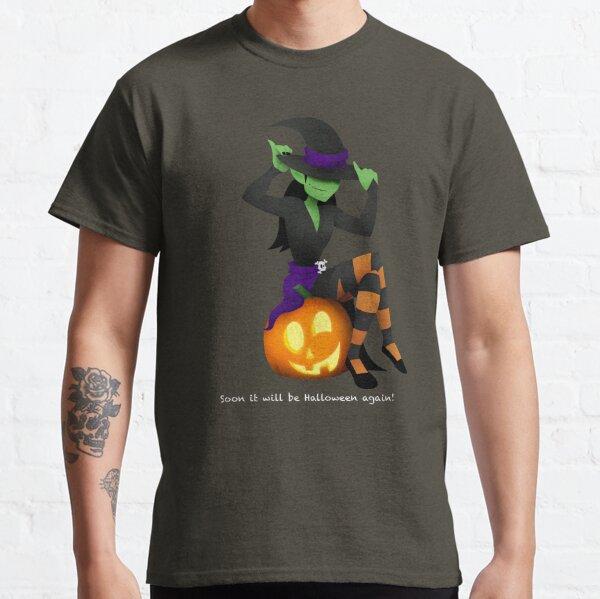 Soon it will be Halloween Classic T-Shirt