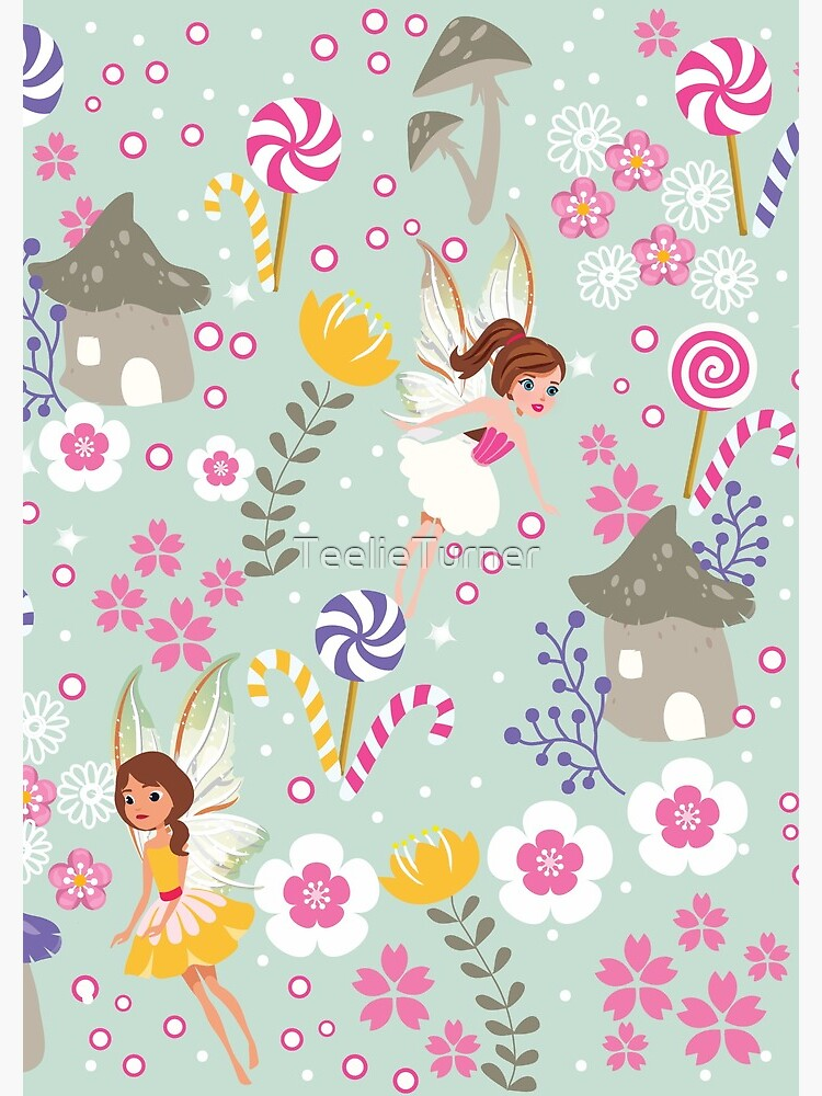 Green Fairy Helpers In Tommy Tinker's Village™ by TeelieTurner