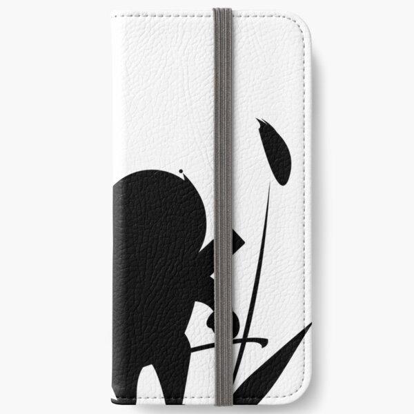 사나이 가는길 밤부숲 iPhone Wallet