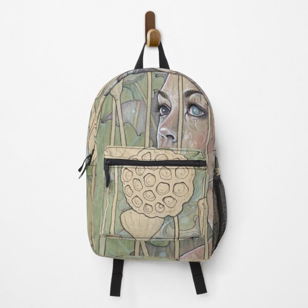 'Nelumbo' (Lotus Nymph) Backpack