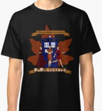 Clara and The Doctors Classic T-Shirt