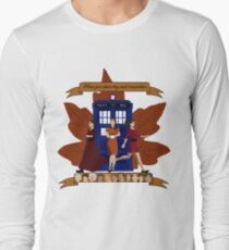 Clara and The Doctors T-Shirt