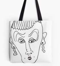 Freakish Welts Tote Bag