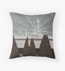 Trajectory Throw Pillow
