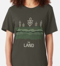 The Land Slim Fit T-Shirt