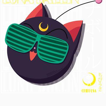 Luna Ballin by FuShark