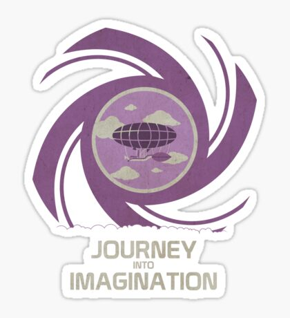 Imagination Sticker