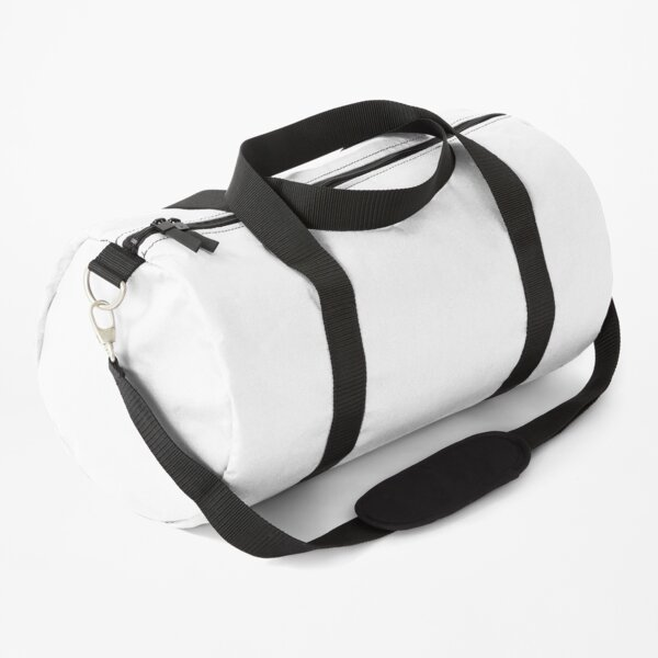 Undisputed Era Helvetica Cole Fish O'Reilly Strong (black text) Duffle Bag