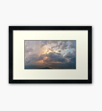 ©HCS The Other Hill Framed Print