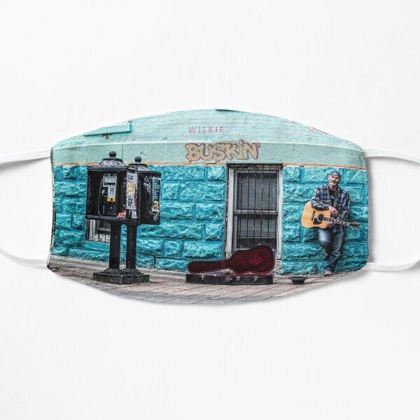 Buskin CD Cover Art Flat Mask