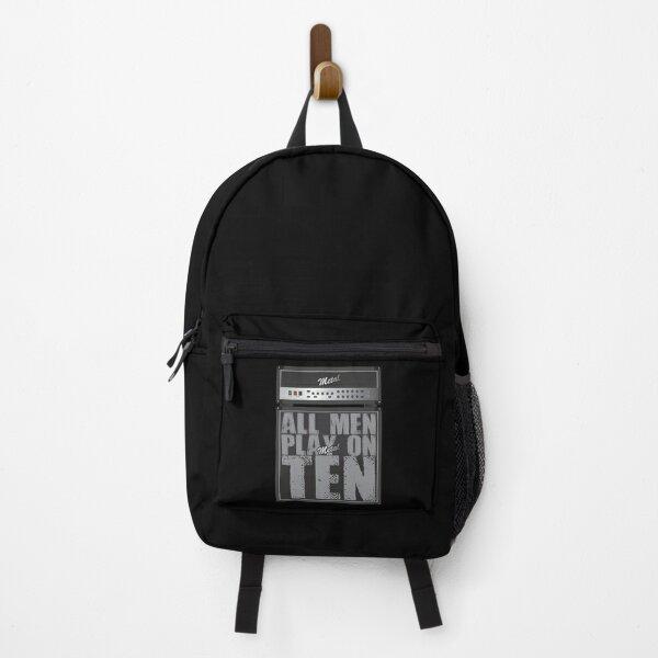 All Men Play on Ten 2.0 Backpack