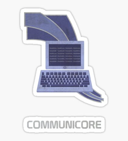 Communicore Sticker