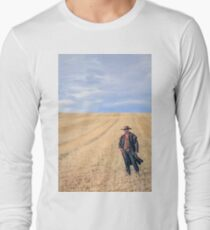Man Of The West Long Sleeve T-Shirt