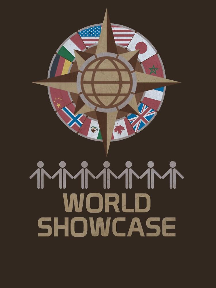World Showcase | Unisex T-Shirt