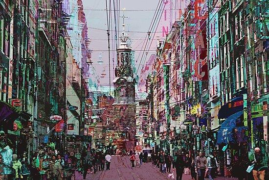 Amsterdam 11 by Igor Shrayer