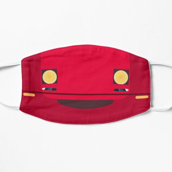 Mazda Miata Face Flat Mask