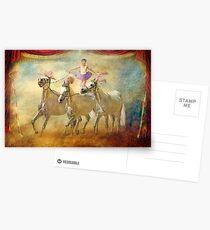 Cheval Danseur Postcards