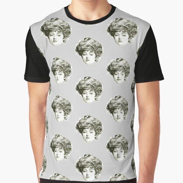 The Gibson Girl nº 1 Graphic T-Shirt