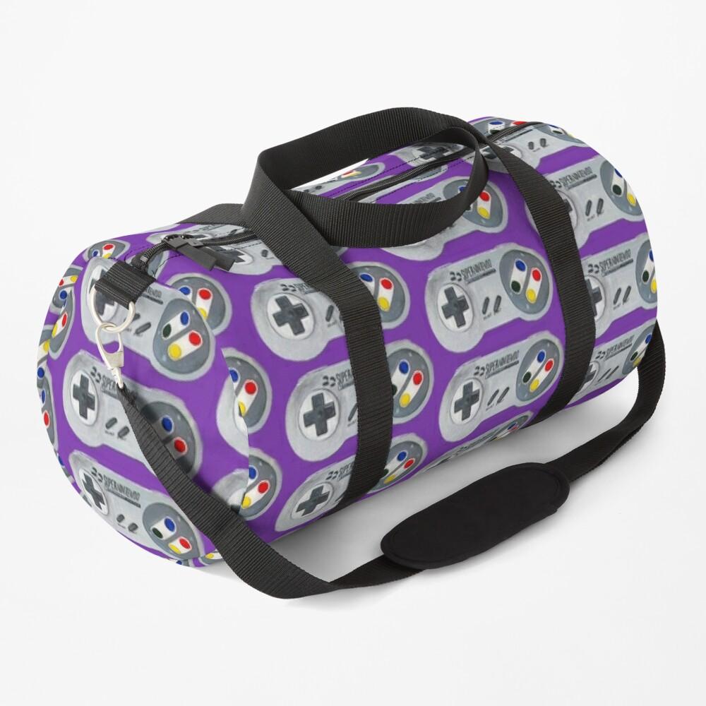 SNES  Duffle Bag