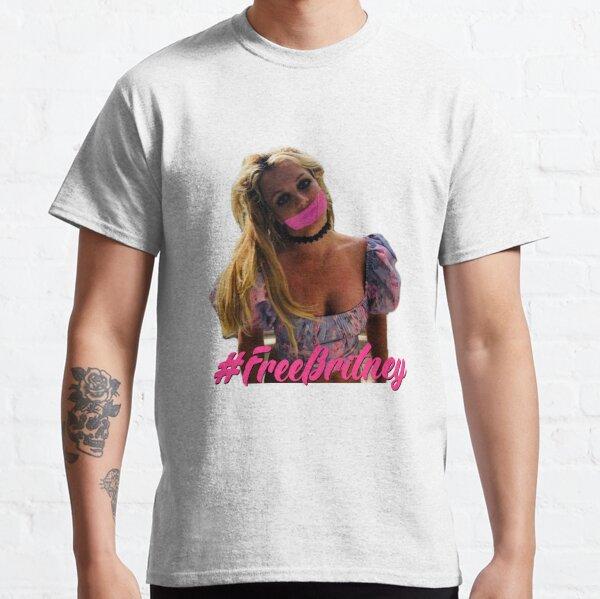 FREE BRITNEY Classic T-Shirt