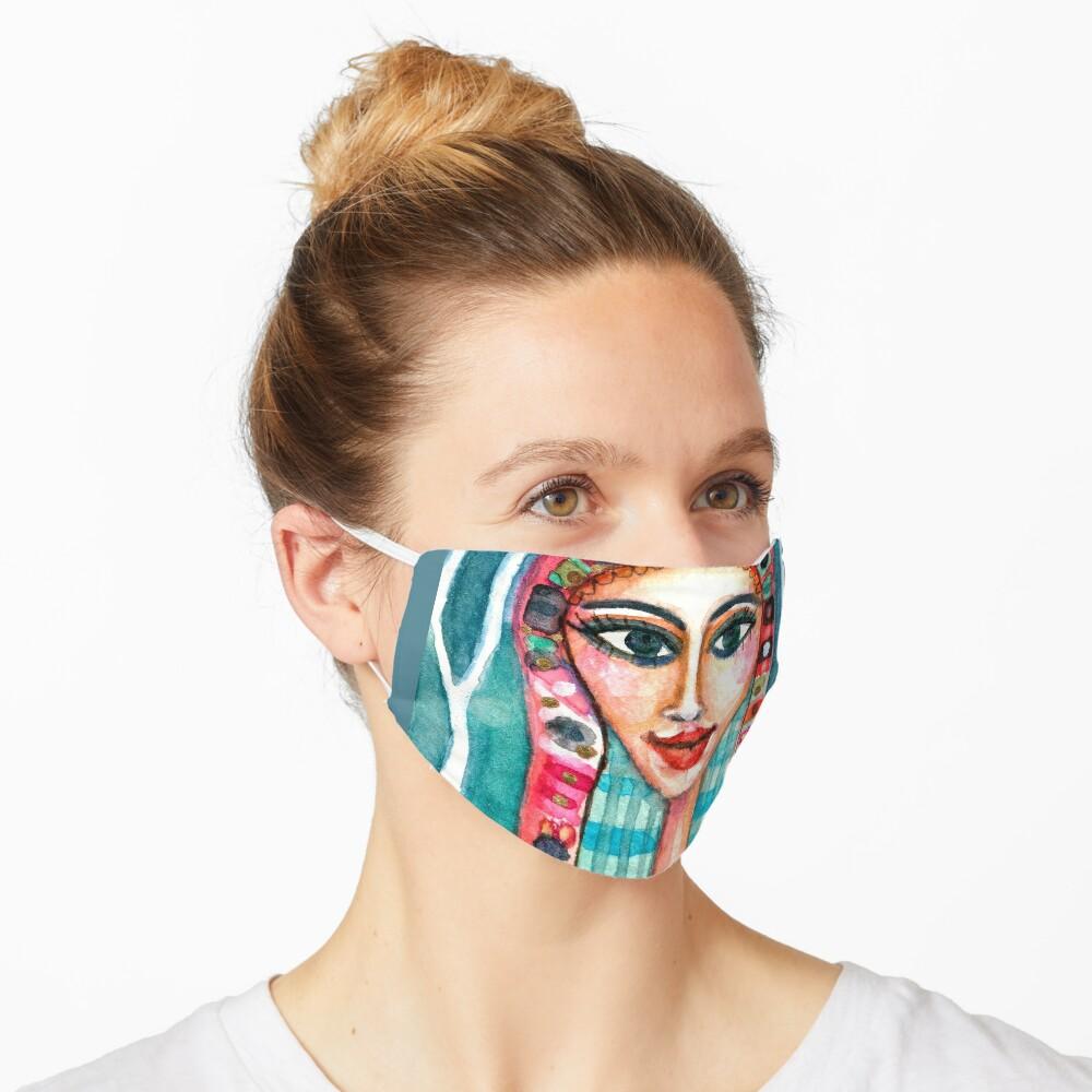 Deco Girl Mask