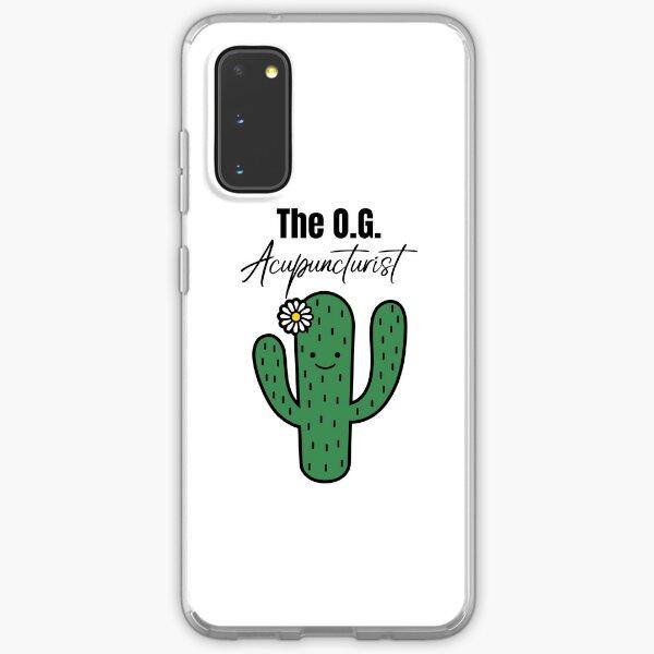 The O.G. Acupuncturist, Cute Cactus Samsung Galaxy Soft Case