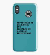 DHARMA Initiative - (Lost) iPhone Case/Skin