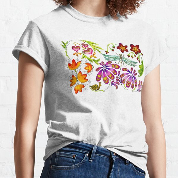 In The Garden Classic T-Shirt
