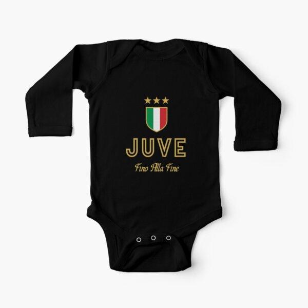 Juve Gold Baby Body Langarm