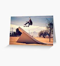 Ray Barbee - 360 Flip Greeting Card