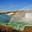 Niagara Falls by Linda Long