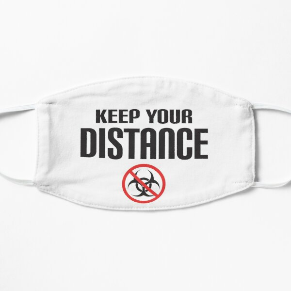 Keep Your Distance Mask