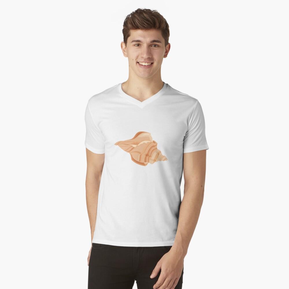 Shells V-Neck T-Shirt