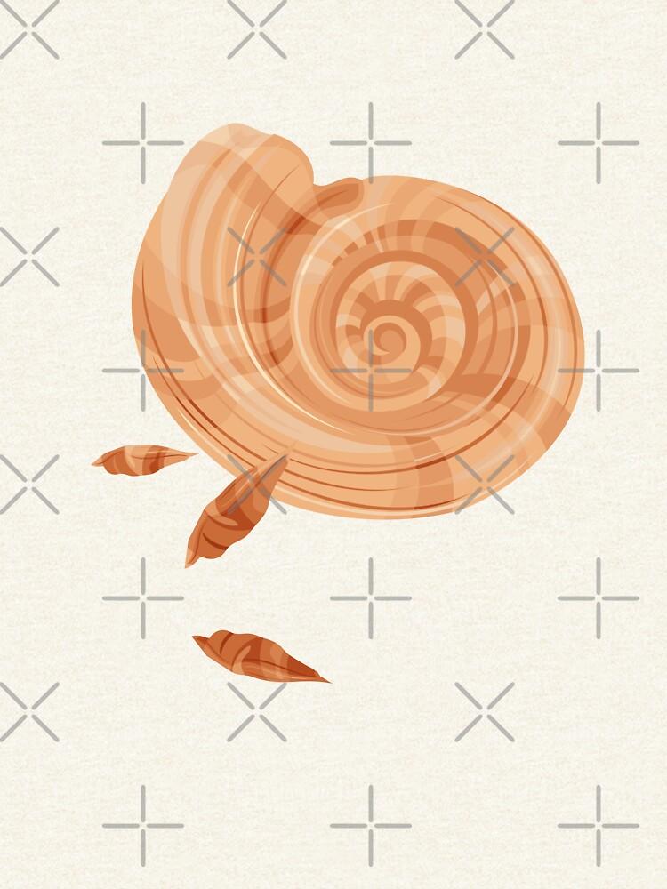 Shells Pattern by rusanovska