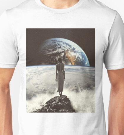 Crashing Waves Unisex T-Shirt