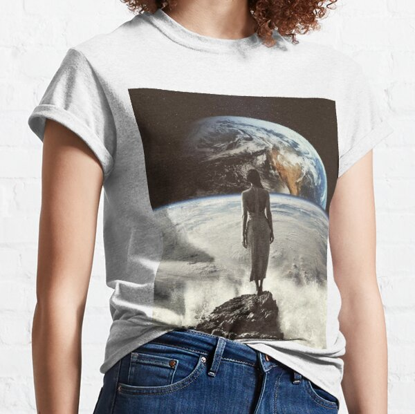 Crashing Waves Classic T-Shirt