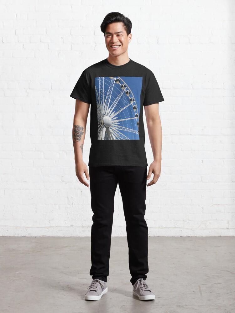 Alternate view of Ferris wheel Classic T-Shirt