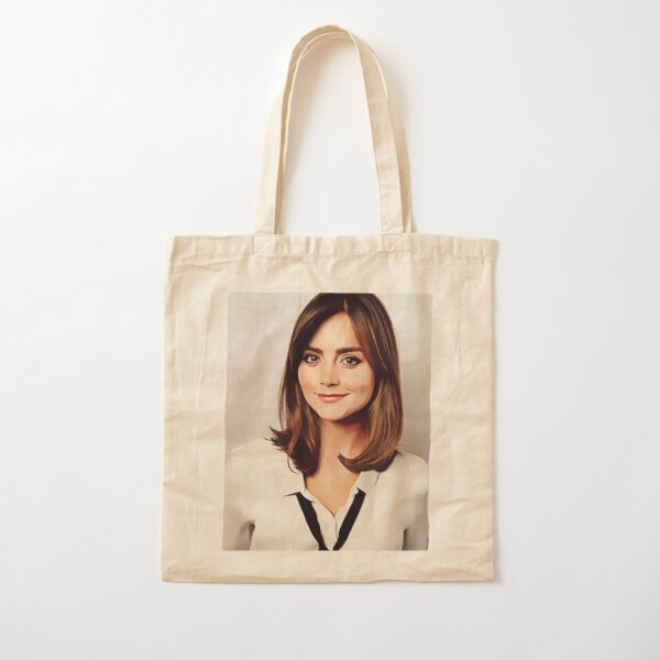 Miss Oswald Cotton Tote Bag